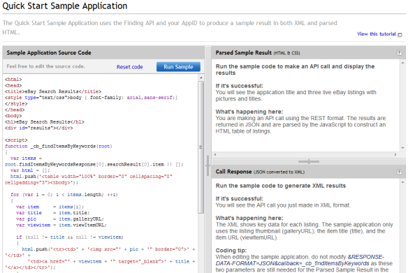 X commerce Android Apps the Easy Way, Part 3: eBay APIs
